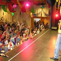 Alle Kinder machten begeistert bei dem Programm mit