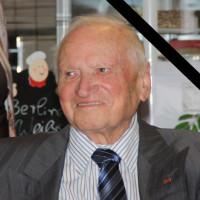 Hubert Munkert - 2016 anlässlich seines 60 jährigen Parteijubiläums