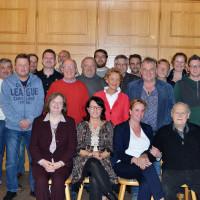 Stadtratskandidatinnen und -kandidaten der Röthenbacher SPD